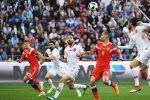 Первый канал покажет матч между сборными России и Турции по футболу