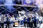 """Церемония награждения """"Тампы"""" после победы в Кубке Стэнли. ВИДЕО"""