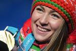 Четырёхкратная олимпийская чемпионка Домрачева обратилась к белорусам