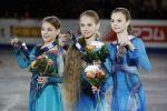 Трусова и Косторная вошли в предварительный список участников 4-го этапа КР в Казани