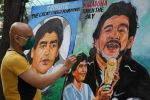 Марадону похоронили недалеко от Буэнос-Айреса