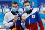 Виктор Минибаев и Александр Бондарь