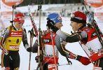 Хенкель подтвердила лидерство первой победой в сезоне