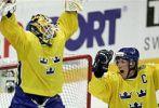 Сборная Швеции в полуфинале!