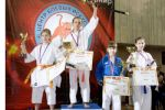 В Москве состоялся международный турнир по каратэ