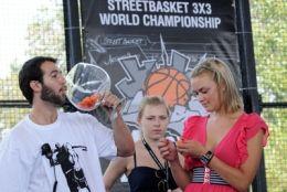 Чемпионат Мира по уличному баскетболу: фоторепортаж