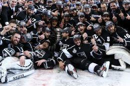 НХЛ. Королевские игрища