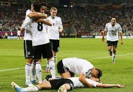 Германия - Греция. Ожидания от матча