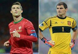 Лицом к лицу. Португалия-Испания