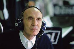 """Фрэнк Уильямс: """"Прежде всего, нужно сократить гонорары гонщиков"""""""