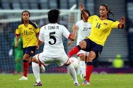 Лондон - 2012. Футбол (жен) Группа G