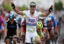 Vuelta a Espana 2012. Обзор второго этапа