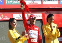 Vuelta a Espana 2012. Итоги второй недели