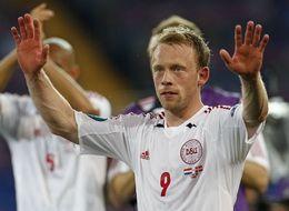 Дания - Чехия. И армяне на первом месте...