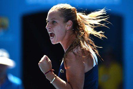 Australian Open. Первый финал Цибулковой
