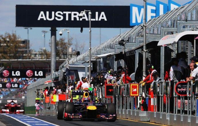 Гран-При Австралии остаётся в календаре до 2020 года