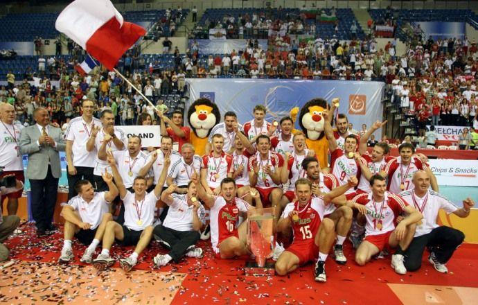 Сборная Польши выиграла чемпионат мира