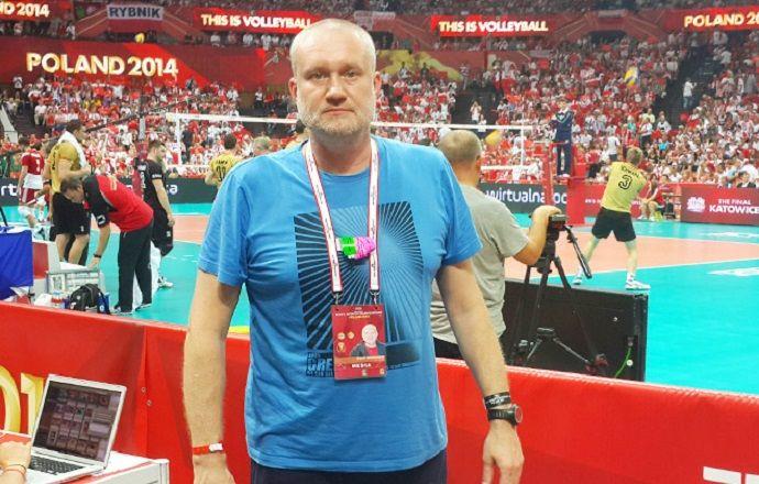Павел Борщ приступил к работе в качестве старшего тренера женской сборной России