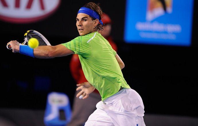 Рафаэль Надаль вышел в четвертьфинал турнира в Рио-де-Жанейро