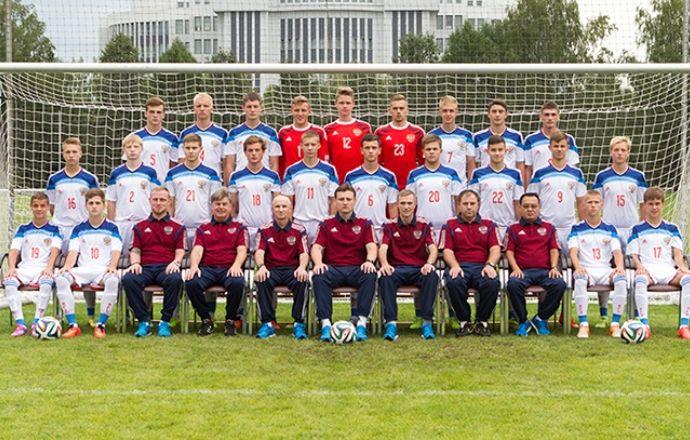Юношеская сборной РФ обыграла азербайджанцев в товарищеском матче