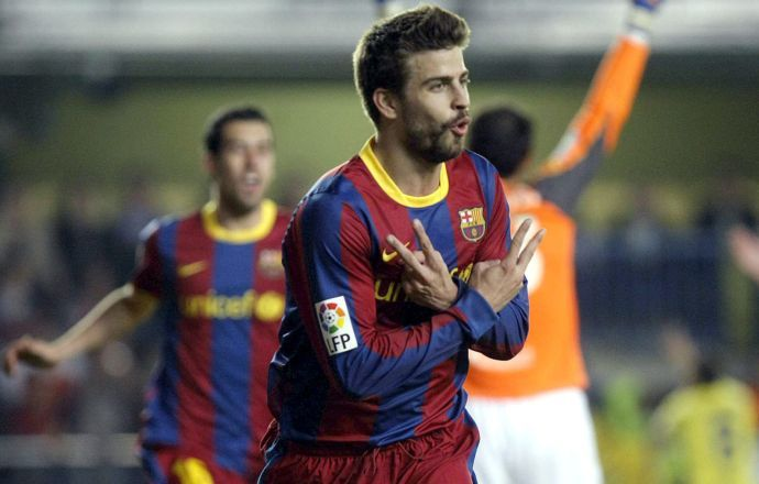 """Пике: """"Барселоне"""" противостоит одна из пяти ведущих команд мира"""""""