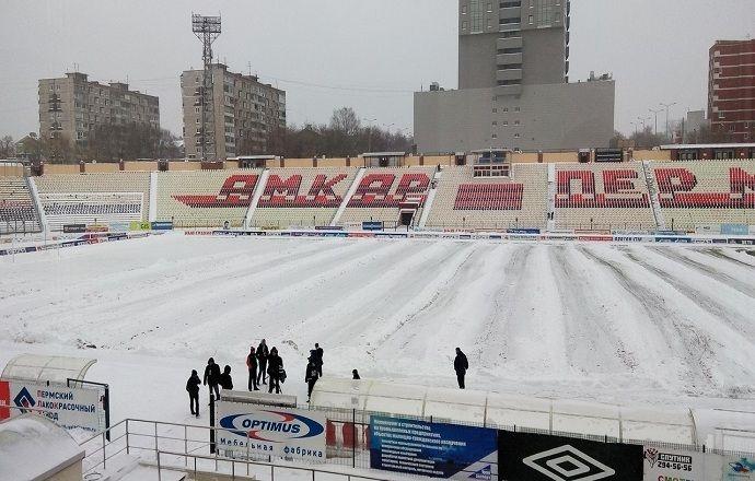 """Стадиону """"Амкара"""" вернули статус арены первой категории"""