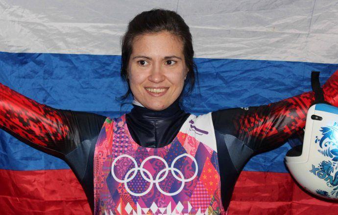 Саночница Иванова – бронзовый призёр чемпионата Европы