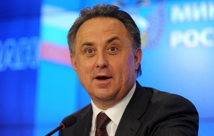 Мутко встретится с делегацией УЕФА накануне её визита в Крым