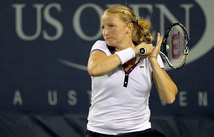 Алла Кудрявцева проиграла на старте турнира в Куала-Лумпуре