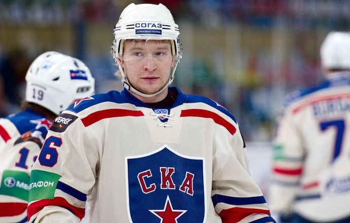 """Дмитрий Калинин: """"Ковальчук - мотор СКА"""""""