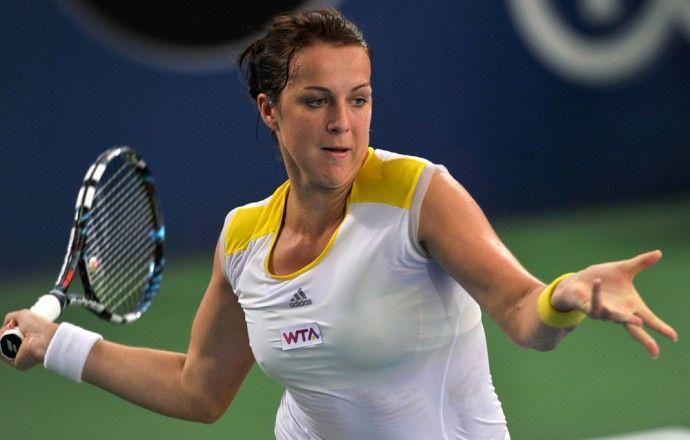 Анастасия Павлюченкова вышла во второй раунд теннисного турнира в Монтеррее