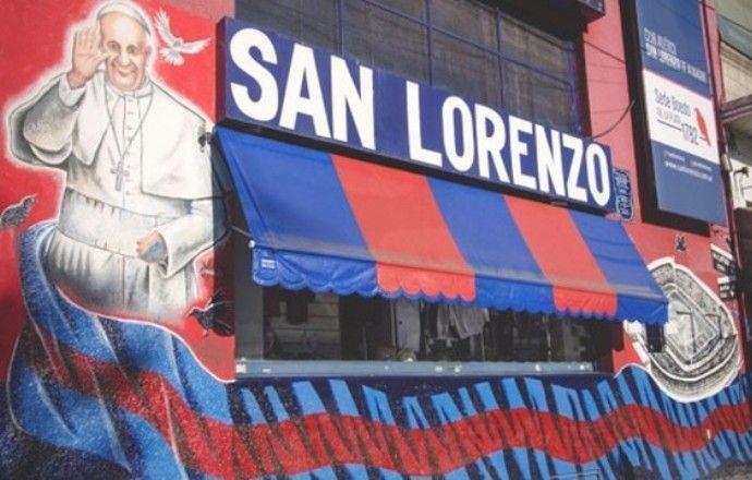 """""""Сан-Лоренсо"""" назовет новый стадион в честь Папы Римского Франциска"""