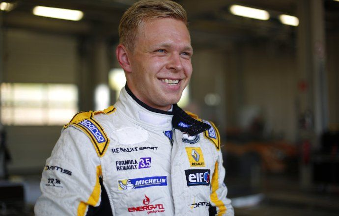 "Кевин Магнуссен: ""С нетерпением жду старта на ""Гран-при Австралии"""