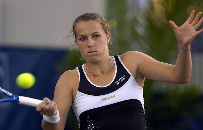 Анастасия Павлюченкова вышла в четвертьфинал турнира в Монтеррее