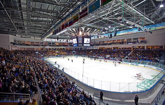 Матчи Еврохоккейтура Россия - Швеция пройдут в Мытищах