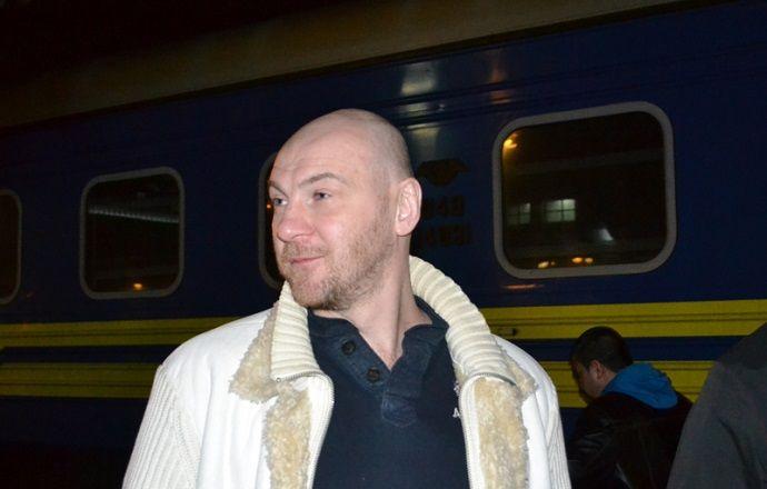 """Андрей Николишин: """"Сегодня у вас есть шанс найти меня пьяным"""""""