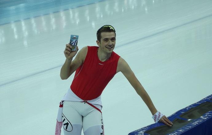 Юсков вышел в лидеры общего зачёта чемпионата мира перед финальной дистанцией