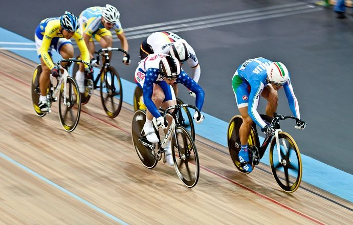Чемпионат Европы по велоспорту на треке в 2017 году пройдёт в Берлине