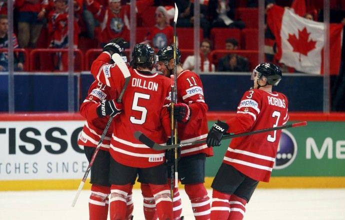 Сборная Канады откроет МЧМ-2016 матчем против США 26 декабря