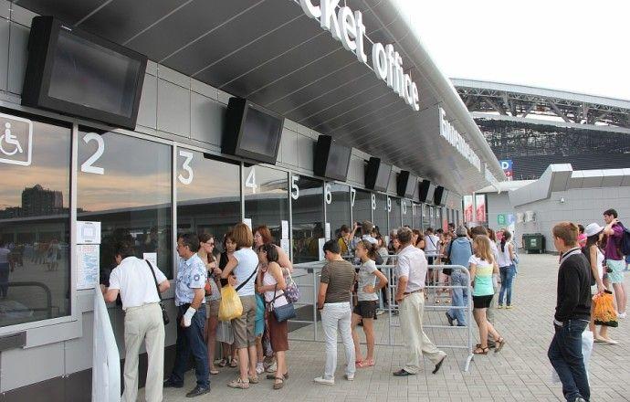 Кабмин РФ поддержал идею продавать билеты на спортивные мероприятия по паспортам