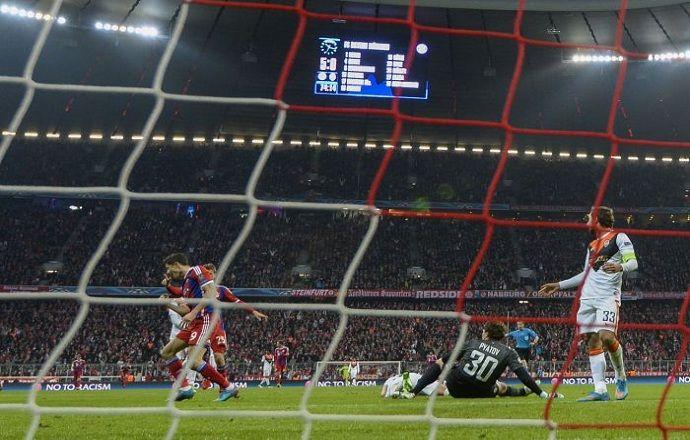 """""""Шахтёр"""" потерпел самое крупное поражение в еврокубках в своей истории"""