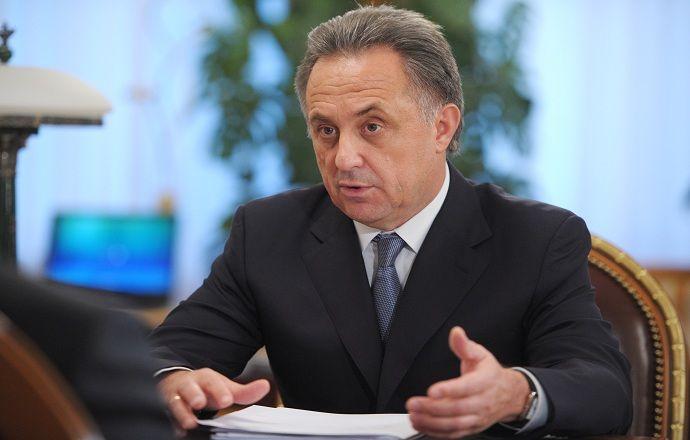 """Виталий Мутко: """"Задач на 2015 год много"""""""