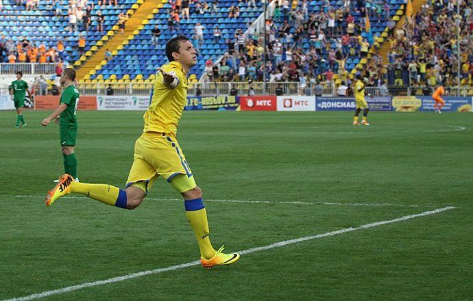 Артём Дзюба пообещал Капелло иметь игровую практику этой весной