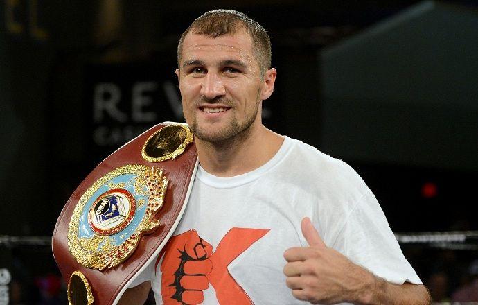 Сергей Ковалёв проведёт защиту трёх титулов в бою с канадцем Жаном Паскалем