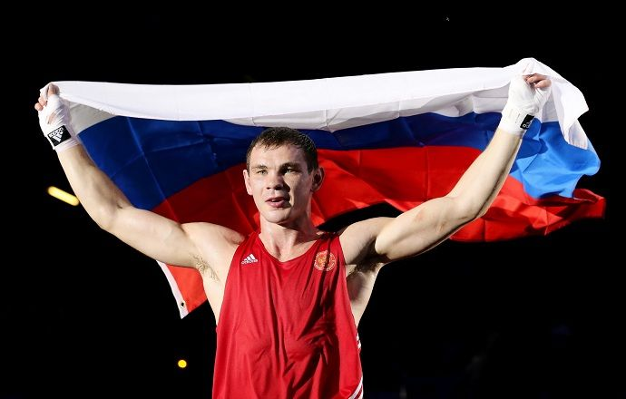 Егор Мехонцев выиграл 8-й бой на профессиональном ринге