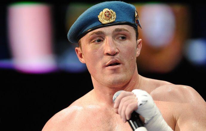 Лебедев сразится с французом Каленга 10-го апреля в Москве
