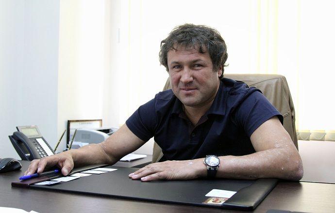 """Андрей Бельмач уволен с поста гендиректора ХК """"Югра"""""""