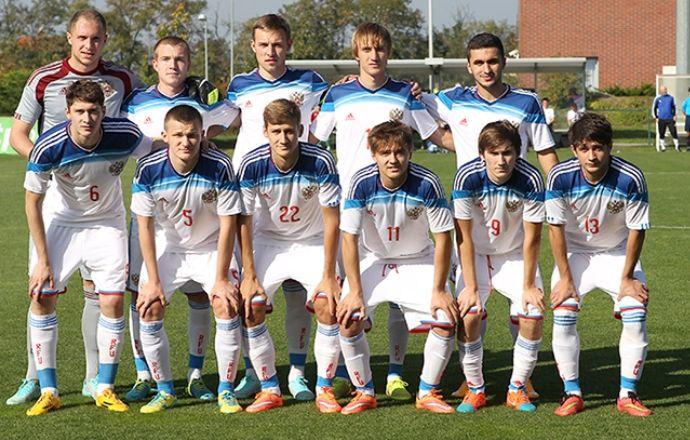 Лысцов и Давыдов вызваны в молодёжную сборную России