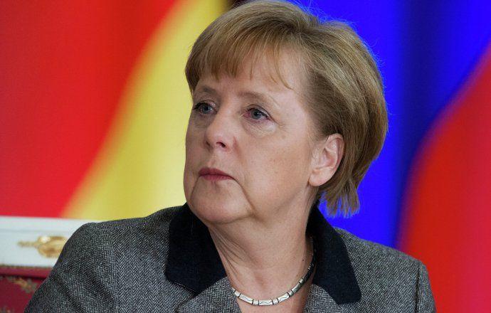 """Ангела Меркель: """"Германия не рассматривала бойкот чемпионата мира-2018"""""""