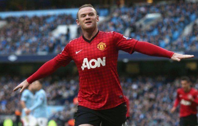 """Руни: """"Наверное, я лучший певец в """"Манчестер Юнайтед"""""""